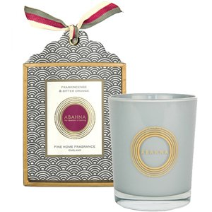 Frankincense & Bitter Orange Natural Wax Scented Candle
