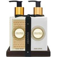 Abahna Mandarin & Sicilian Bergamot Hand Wash & Hand Cream Set