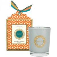 Abahna Mandarin & Sicilian Bergamot Natural Wax Scented Candle