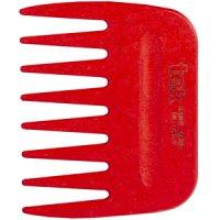 TEK Pick comb red