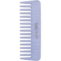 TEK Small comb with wide teeth light blue