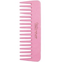 TEK Small comb with wide teeth pink