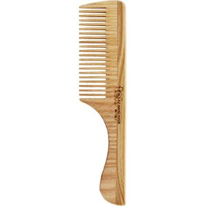 Thick teeth comb with handle