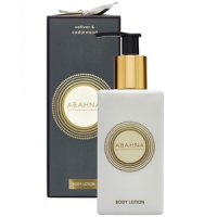 Abahna Vetiver & Cedarwood Body Lotion