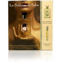 La Sultane de Saba Voyage sur la Route des Delices Coffret de Parfum