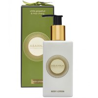 Abahna White Grapefruit & May Chang Body Lotion