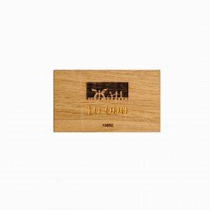 Подарункові карти дерев'яні