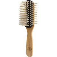 TEK Big disassembled brush with long wooden pins