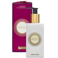 Abahna Frangipani & Orange Blossom Hand Lotion